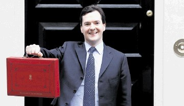 Chancellor George Osborne has vowed to back oil industry