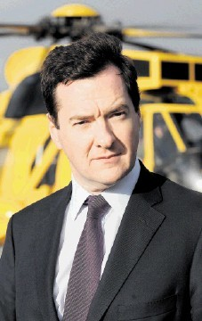 Deloitte say investors are waiting for  George Osbourne to make his Autumn statement