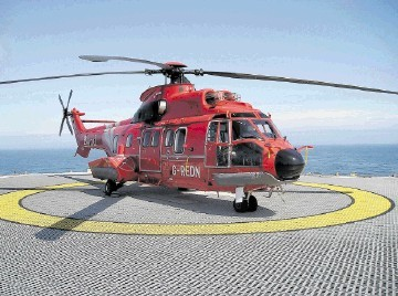 Safety checks have been ordered on Super Puma helicopters