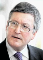 Fergus Ewing: speaking at the North Sea Oil and Gas summits at the Ardoe House Hotel