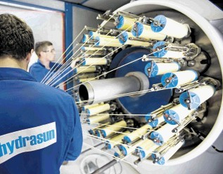 Hydrasun has increased staff numbers in the umbilicals department