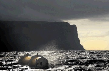 Aquamarine Power has secured two sites off the West coast of Lewis