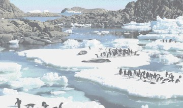 ELDORADO COMPLEX: Speculation remains about what could lie beneath the ice of Antarctica