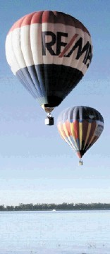 POLITICAL HOT AIR: Will the balloon go up when it is realised that targets and reality are far apart