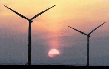 Windfarm news
