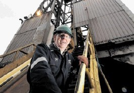 SLOWDOWN: Ian Sharp . . . said project  time frames were proving longer