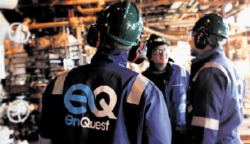 EnQuest news