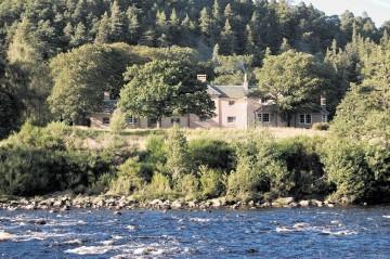 PLANNING BID: Cawdor Estate hopes to generate power  for  Drynachan Lodge