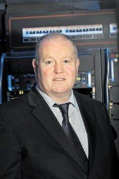 ICoTA Europe chairman Callum Munro