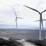 First energy produced at £1.3billion windfarm