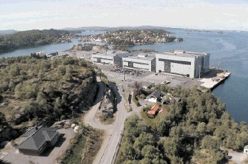 SUBSEA LEADER: Framo has invested heavily in a new headquarters complex just outside Bergen