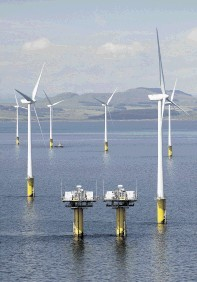 STABILITY: Offshore wind must be nurtured