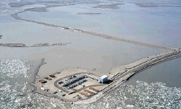 COSTLY BUSINESS: BP's Liberty project has become a victim of overruns