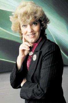 Jeanette Forbes, Scotland's first UK Female Entrepreneurship Ambassador