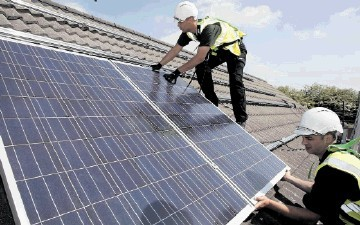 Solar industry has unveiled plans to save jobs