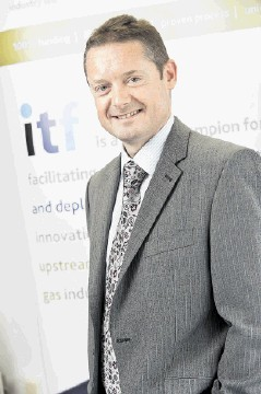 ITF's managing director Neil Poxon