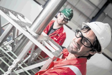 MAJOR EMPLOYER: Aker Solutions wants its workforce in the north-east to grow to 3,200 by 2015