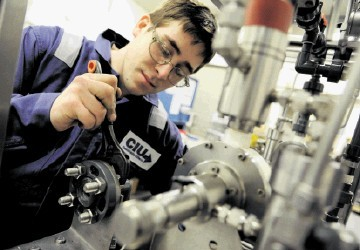 GROWTH: ICR says it plans to add to the Ellon company's 13-strong workforce.