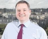 Geoff Holmes: commitment
