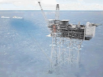 MAJOR PROJECT: JX Nippon's deal with Eni includes a 28.89% share of Statoil's huge Mariner development