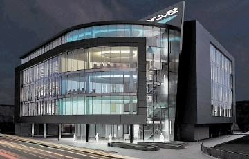 Engie's North Sea HQ