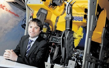 Steven Gray: 100% focused on ROV services