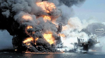 WORST-CASE SCENARIO: Fears have been expressed over the readiness of firms to deal with incidents like the Gulf of Mexico blowout