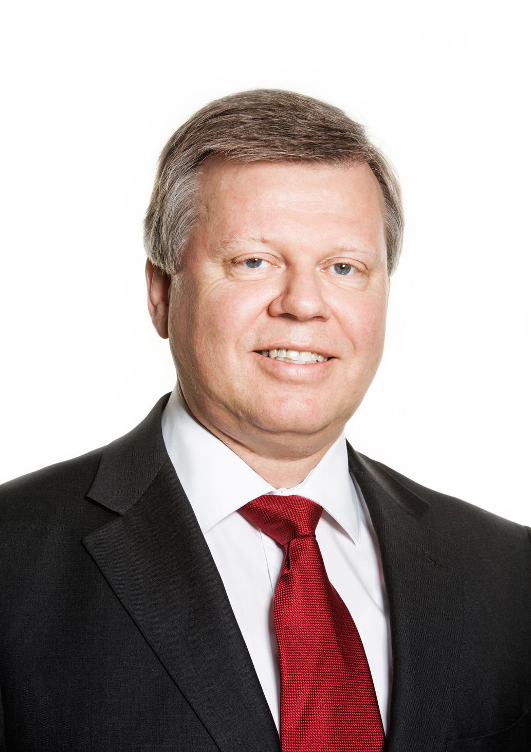 Reidar Hustoft -appointment