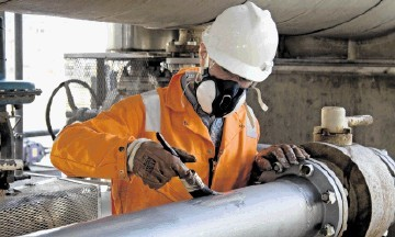 RECORD YEAR: Bilfinger Salamis UK is planning to boost its workforce by more than 200