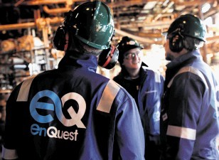 EnQuest news