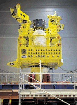 MAJOR ADVANCEMENT: Oil Spill Response's new emergency subsea well capping device