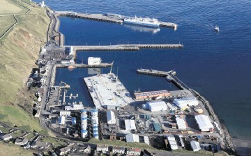 SCRABSTER BOOST: NorSea aims to develop Scotland's most northerly mainland port as a new supply base