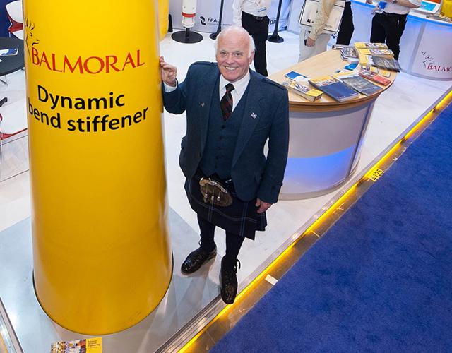 Balmoral's Jimmy Milne