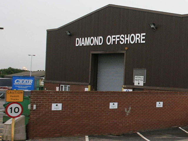 Diamond Offshore has won a number of long-term charter contracts