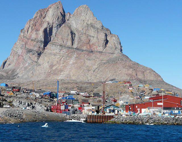 BASELINE STUDY: Four major oil and gas firms set to collaborate in Greenland
