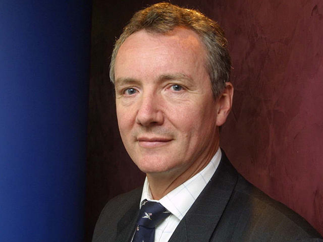 Aidan Heavey, Tullow Oil chief executive