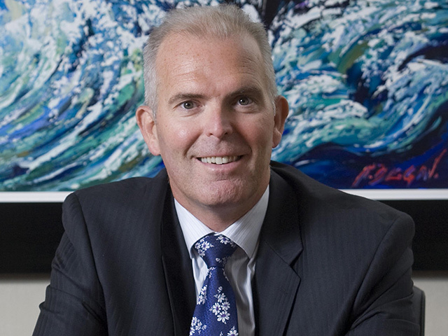 Simmons and Co. CEO Colin Welsh