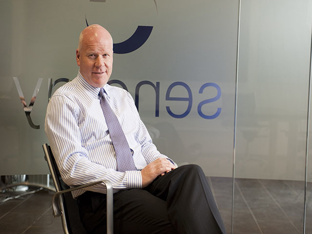 Senergy chief operating officer Alasdair Buchanan
