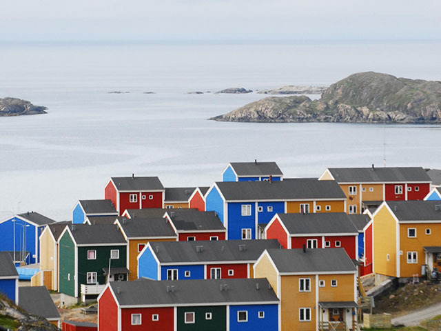 $35 is end of Greenland's oil dream
