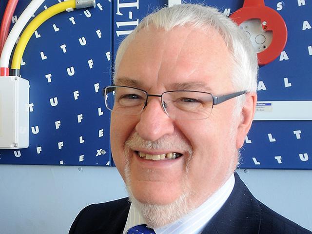 UHI principal and vice-chancellor James Fraser
