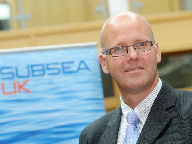 Subsea UK's Neil Gordon