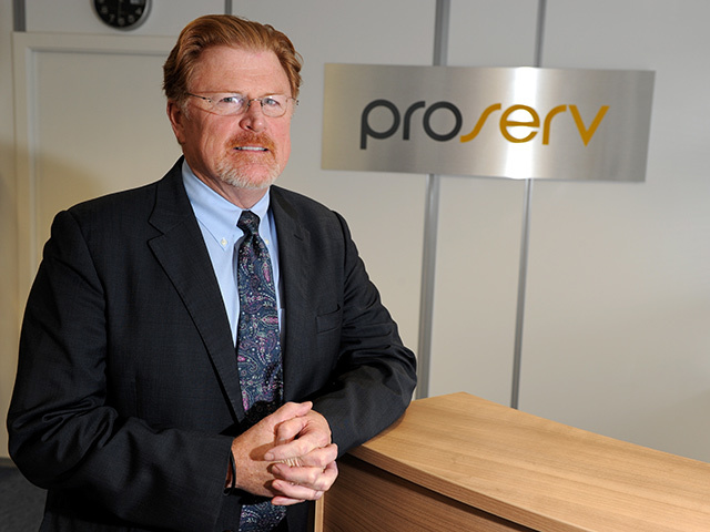 David Lamont of Proserv