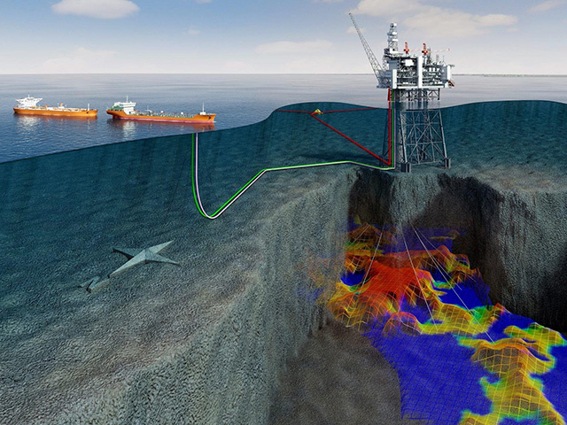 Statoil's planned Mariner project