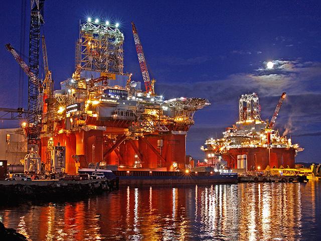 Deepwater rigs