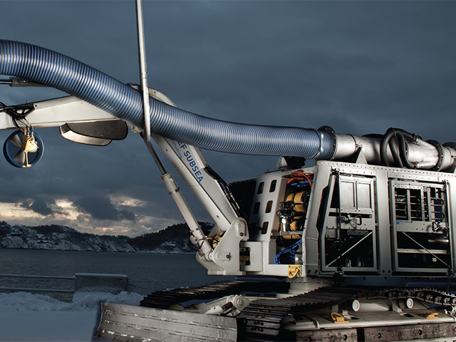 Reef Subsea's Scanmachine