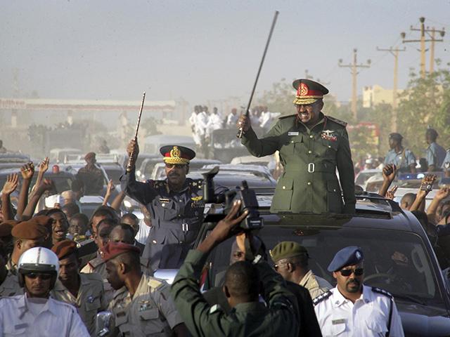 Sudan president Omar Al Bashir - his country remains in dispute with South Sudan over rebel atttacks.