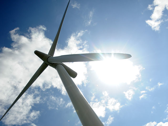 Onshore wind news