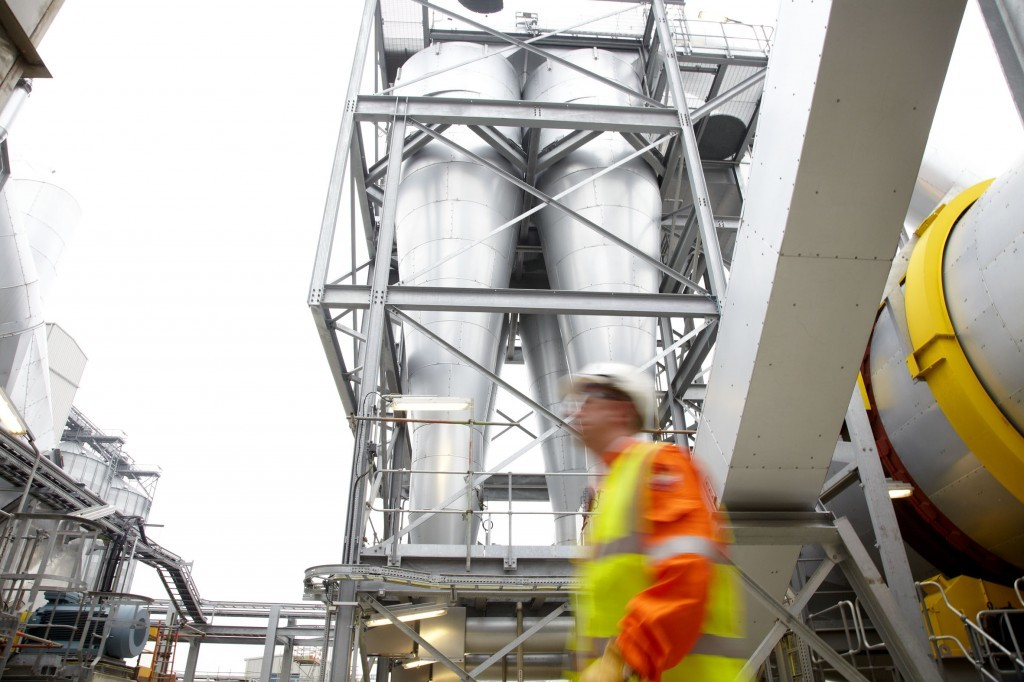 The Vivergo bio plant in Hull