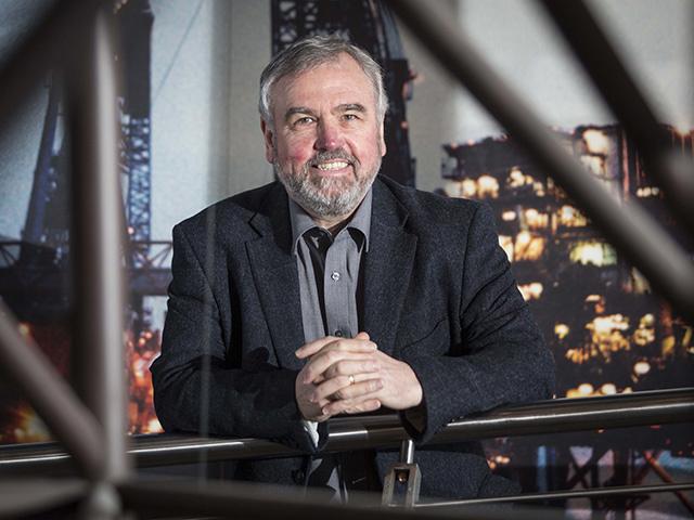 Accord Energy's Alan Spence