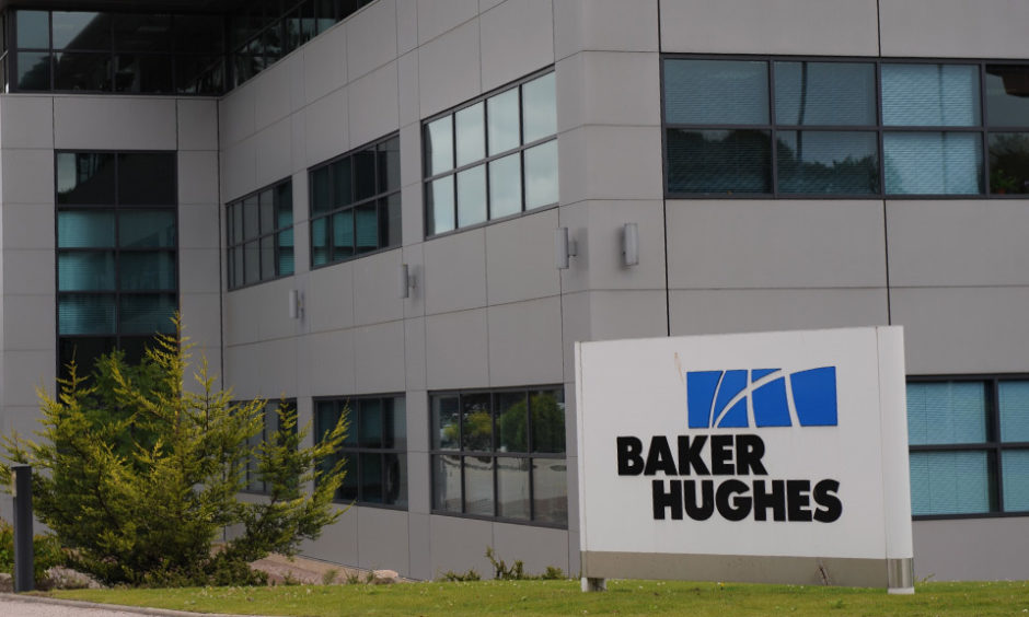 According to Westwood Global, Baker Hughes tops the pile for emissions reduction targets, followed by Schlumberger.